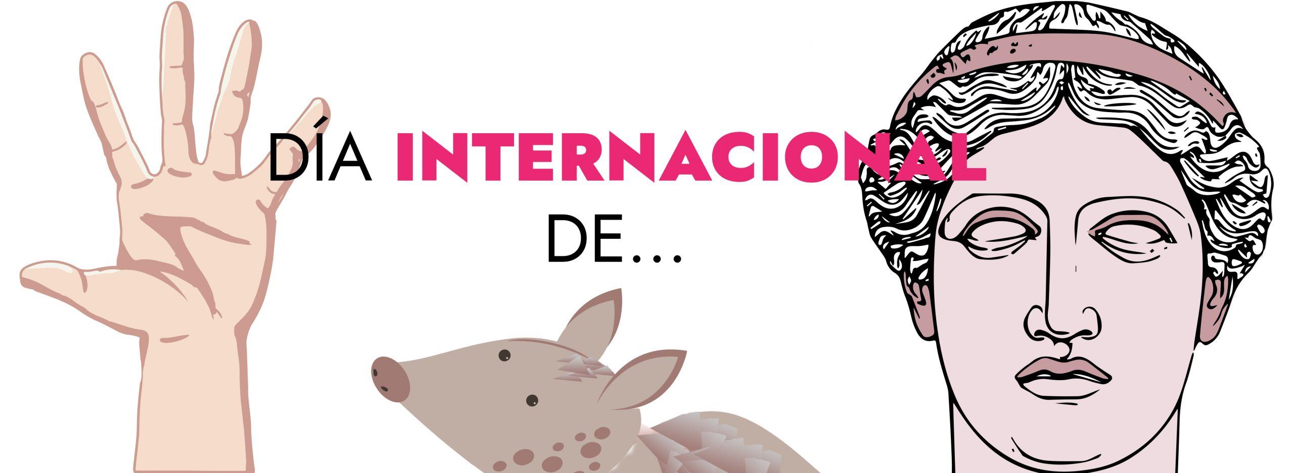 dia internacional de zurdos armadillos artemisa